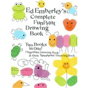 Ed Emberley's Complete Funprint Drawing Book (Paperback)
