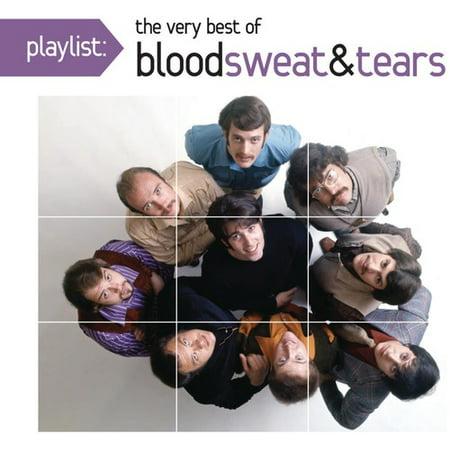 Playlist: The Very Best of Blood Sweat & Tears (CD) ()