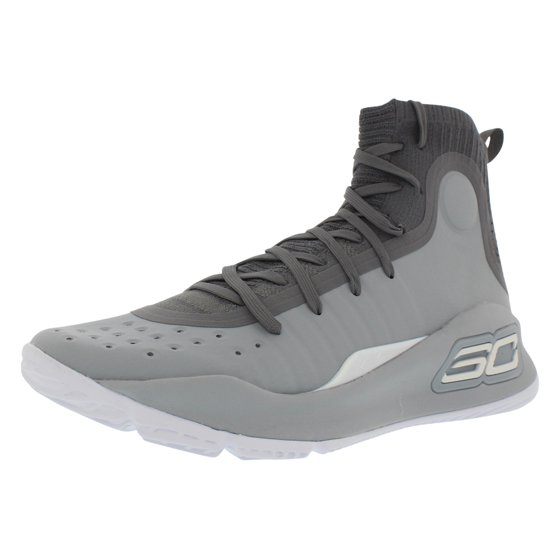 4037a57b0e1e Mens Under Armour Curry 4 More Buckets Overcast Grey Graphite White  1298306-107 Model  1298306-107 100% Authentic New in Box Release Date  2018  Dead Stock ...