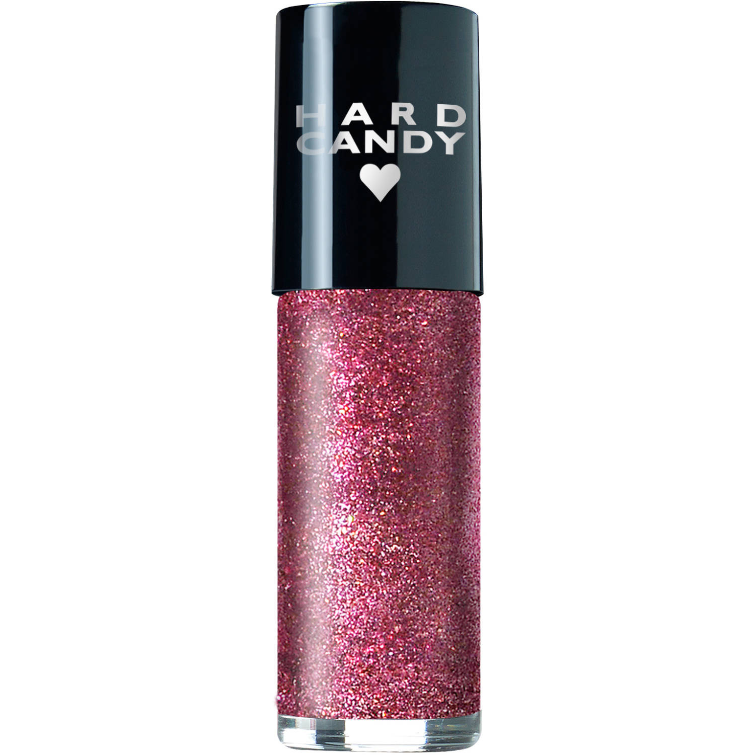 Hard Candy Crushed Chromes Nail Polish, 0727 Crush on Hot Pink, 0.26 ...