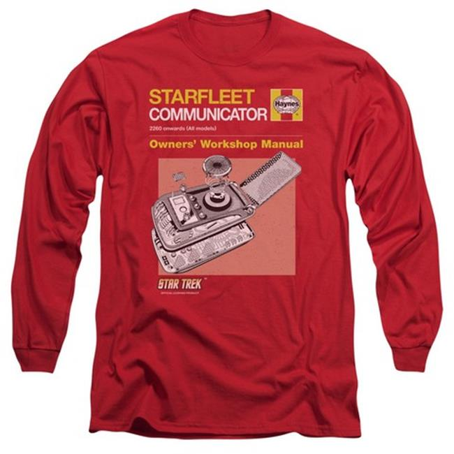 Red44; 2X Adult Tank Top Trevco Star Trek-Everything
