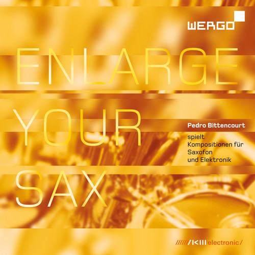 Enlarge Your Sax Compositions for Saxophone & by