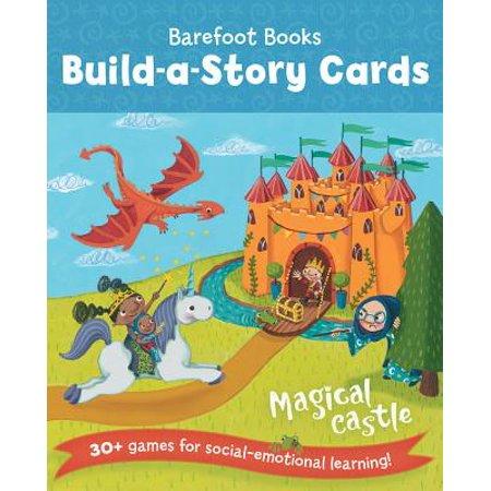 Magical Castle Build a Story (Card Magical Hats)