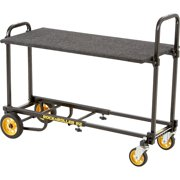 Rock N Roller R2RT 8-in-1 Micro Multi-Cart With Shelf