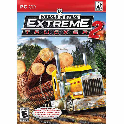 ValuSoft Cosmi 18 Wheels of Steel: Extreme Trucker 2 (Windows) (Digital Code)