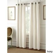 Amrapur Overseas Inc Faux Silk 84-inch Blackout Curtain Panel Pair