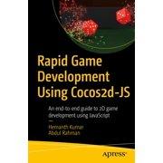 Rapid Game Development Using Cocos2d-JS - eBook
