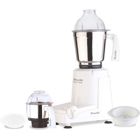 Preethi Eco Twin Mixer Grinder, 110-Volts (Cuisinart Mixer Grinder)