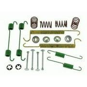 Drum Brake Hardware Kit Rear Carlson H7305