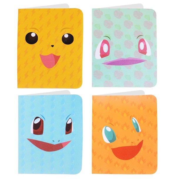 Totem World 4 Mini Album For Pokemon Cards