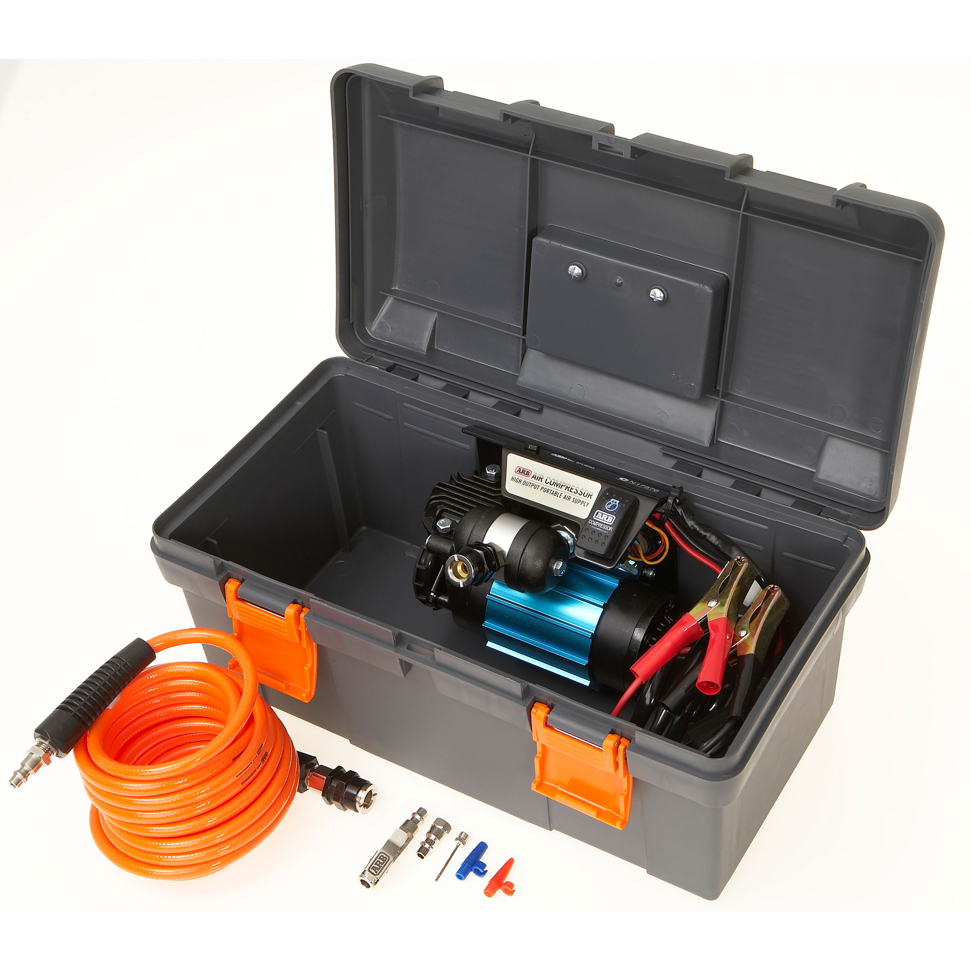 ARB CKMP12 Portable High Performance On Board 12V Vehicle Air Compressor System
