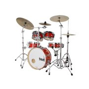 Taye GK518F-DS 5 Piece Gokit Hardware Drum Pack, Daytona Sunset