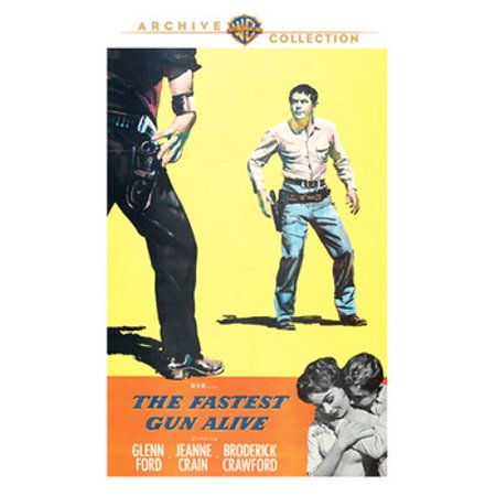 The Fastest Gun Alive (DVD)