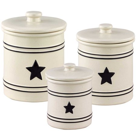 Country Star Canister Set ()