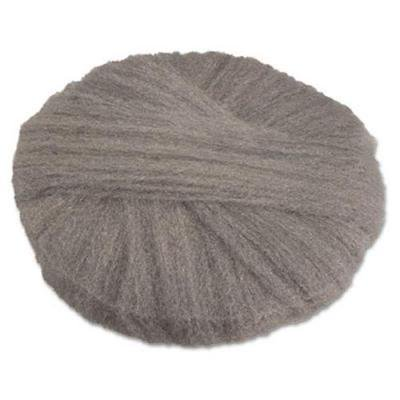 2 Radial Steel Wool Floor (Radial Steel Wool Floor Pads, Grade 2, Course, 20in Diameter (GMA120202) )