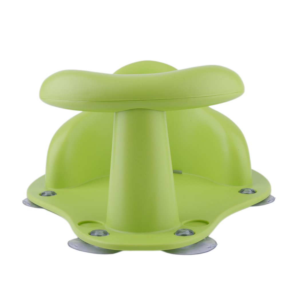 Baby Bathtub Ring Seat Infant Child Toddler Kids Anti Slip Safety Chair by