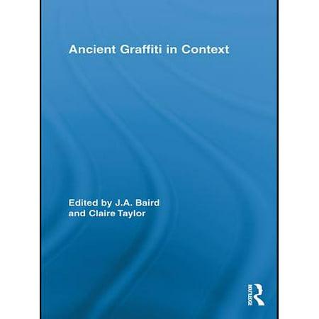 Ancient Graffiti in Context - eBook