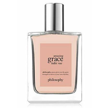 Philosophy Amazing Grace Ballet Rose Eau De Toilette Perfume for Women, 2 oz