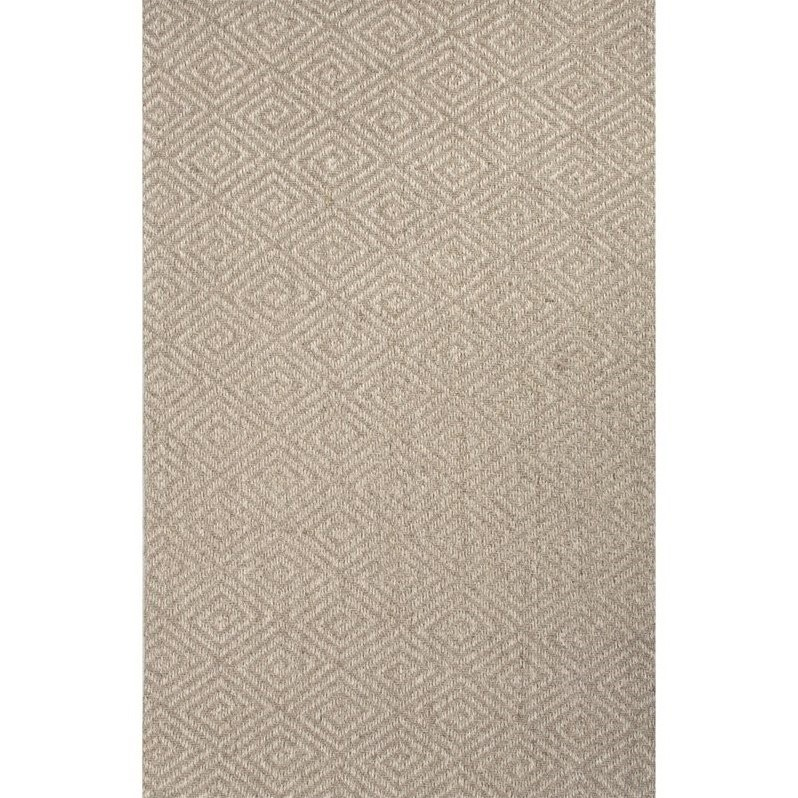 Jaipur Rugs Naturals Tobago 2' x 3' Sisal Rug in Taupe and Tan
