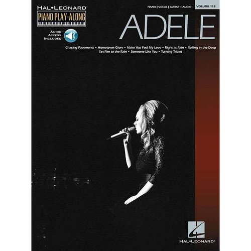Adele: Piano/Vocal/guitar