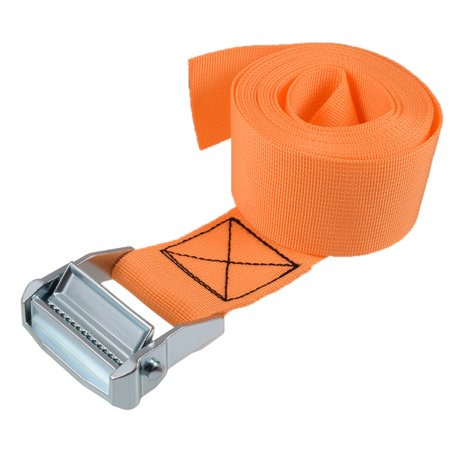 3 5m X 5cm Lashing Strap Cargo Tie Down Straps Cam Lock
