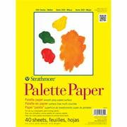 Pro-Art 365900 Strathmore Palette Paper Pad 9''X12''-41lb 40 Sheets