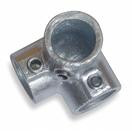 Side-Outlet Elbow Structural Pipe Fitting, 4NXV3