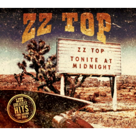 ZZ Top - Live: Greatest Hits From Around The World - Vinyl