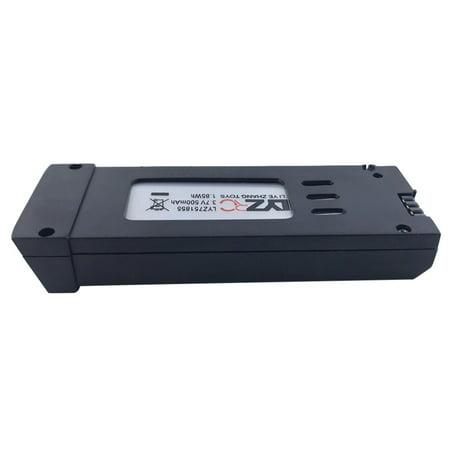 3.7V 500mAh Lipo Battery For L800