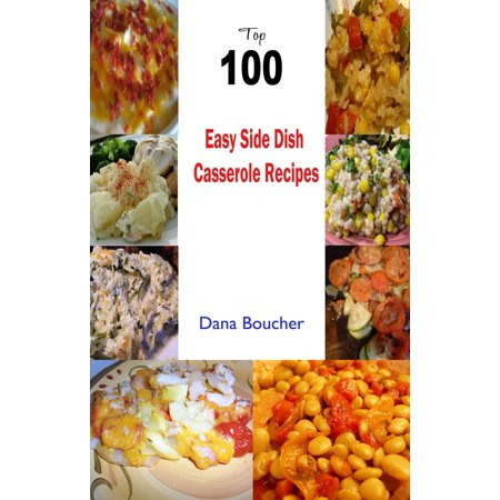 Halloween Side Dish Recipes (Top 100 Easy Side Dish Casserole Recipes -)