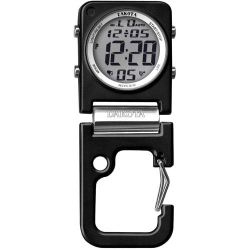 Dakota Watch Company Clip Clock Watch