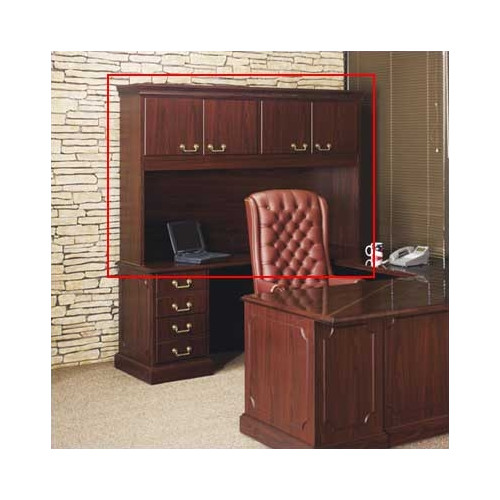High Point Furniture Bedford 48'' H x 72'' W Desk Hutch