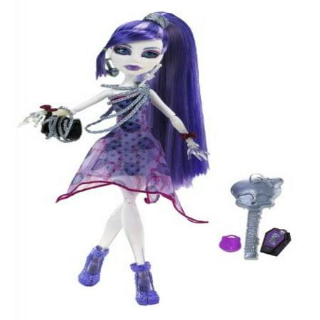 Monster High Dot Dead Gorgeous Spectra Vondergeist Doll - Monster High Spectra Vondergeist Dress Up