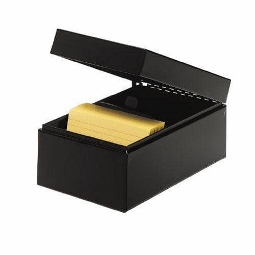 "MMF Cash Drawer Card File Box - 4"" Height X 5.5"" Width X ..."