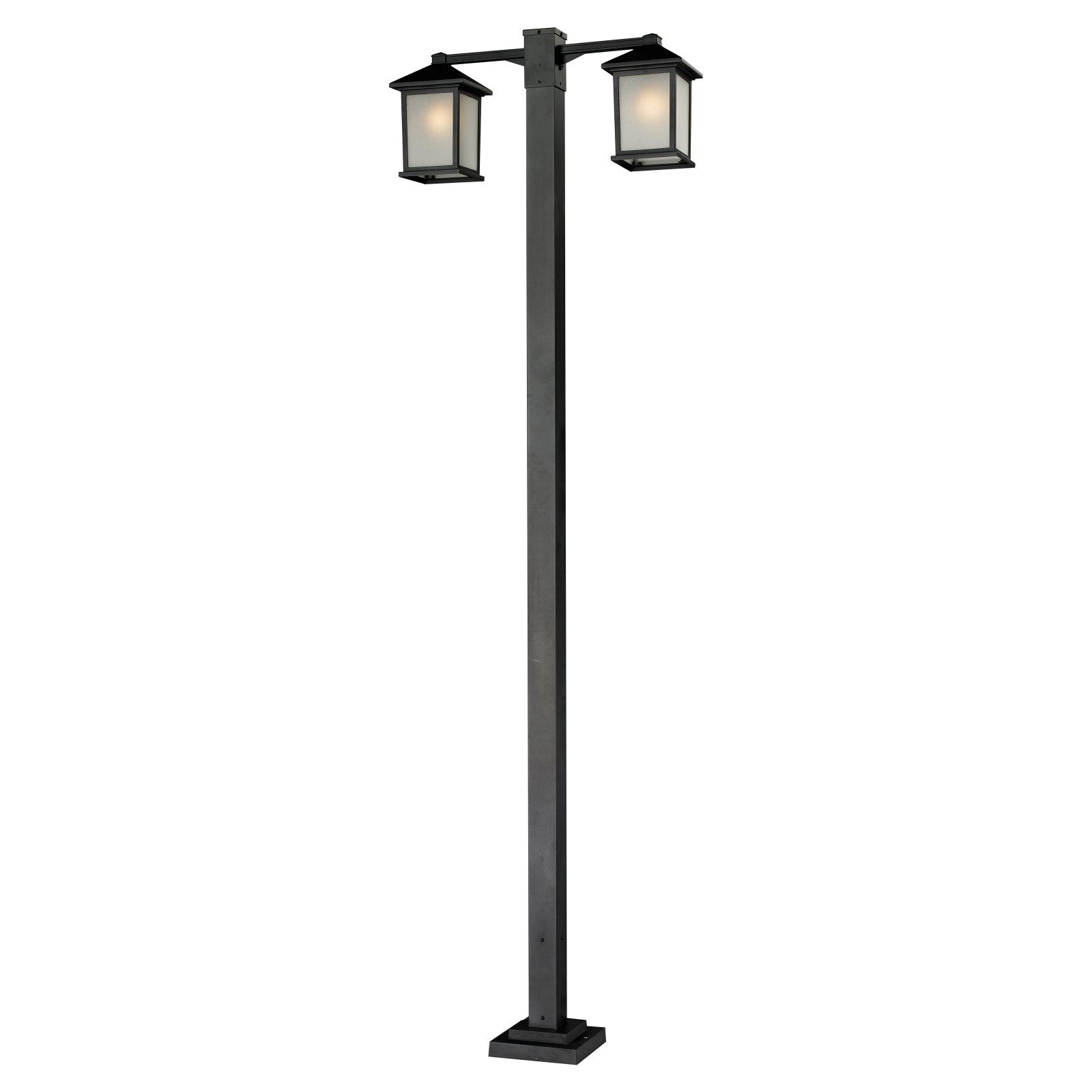 Z-Lite Holbrook 507 Outdoor Post Light