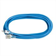 Voltec 05-00134 15 ft. SJEOW Blue Extension Cord With Lighted End, Case Of 12