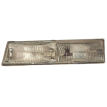 (92-94 Mercury Grand Marquis /89-90 Mercury Cougar Driver Side Headlight)