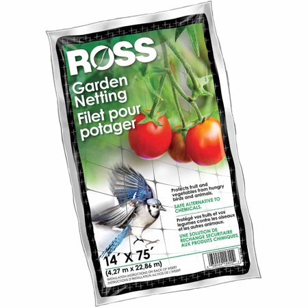 Ross Easy Gardener Weedblock 14 X 75 Garden Netting