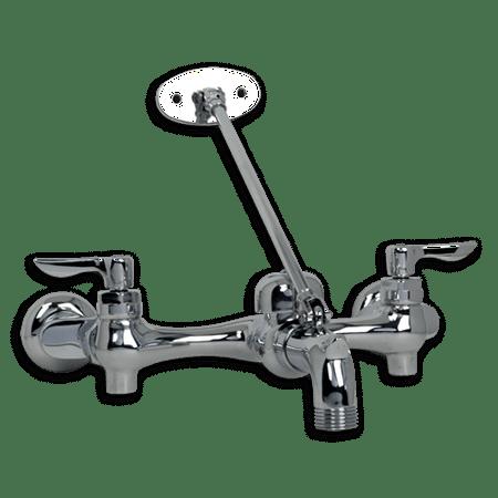American Standard Service Sink Faucet - HERT SERV FTG VAC BRK-STPS 6-3/4