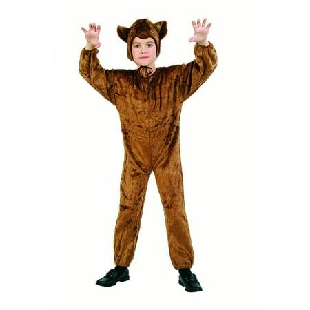 Kids Bear Jumpsuit Costume -