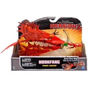 Hookfang Action Figure Racing Stripes, Flame Wing Power Dragons