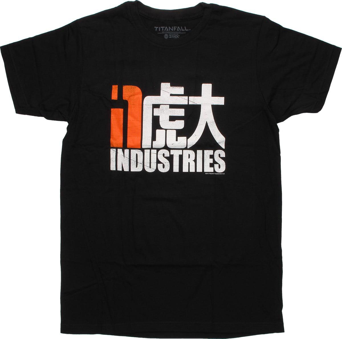 Titanfall Kodi Industries Logo T-Shirt