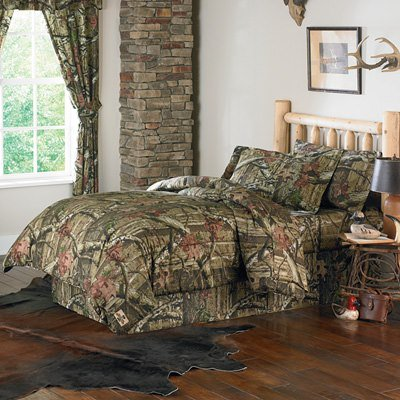 Mossy Oak Break Up Twin Bedding