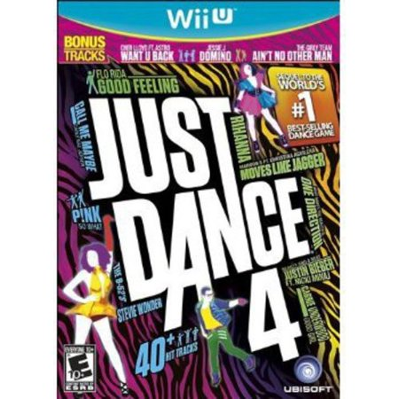 Just Dance 4 (WiiU) ()