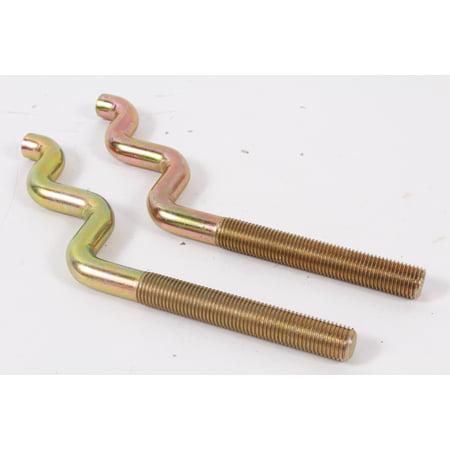 2 Pack Husqvarna 525847201 Rear Suspension Link Fits EZ4824 RZ4623 RZ5424  RZ54i
