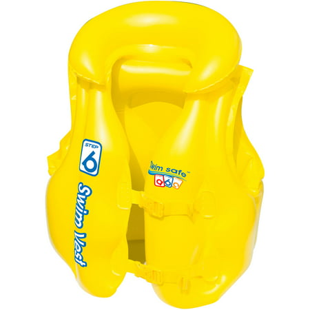 Bestway Swim Safe Step B Swim Vest, 20