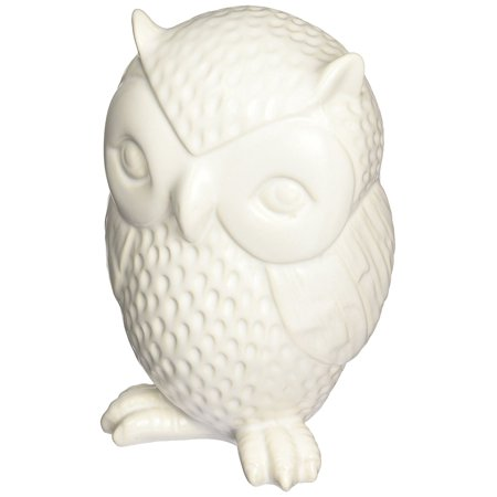 Kikkerland Owl Coin Bank  Ship From Usa