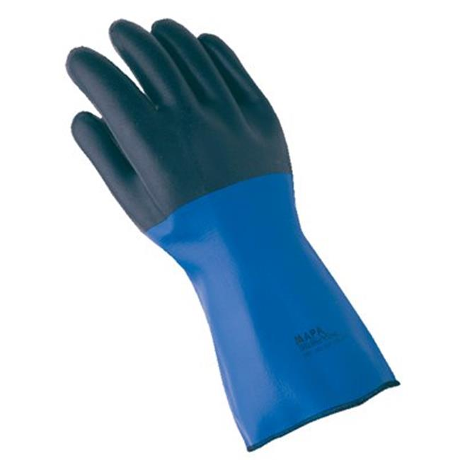 MAPA Professional 457-332420 Style Nl-56 Size 10 Temp-Tec Ins. Neoprene Glove by