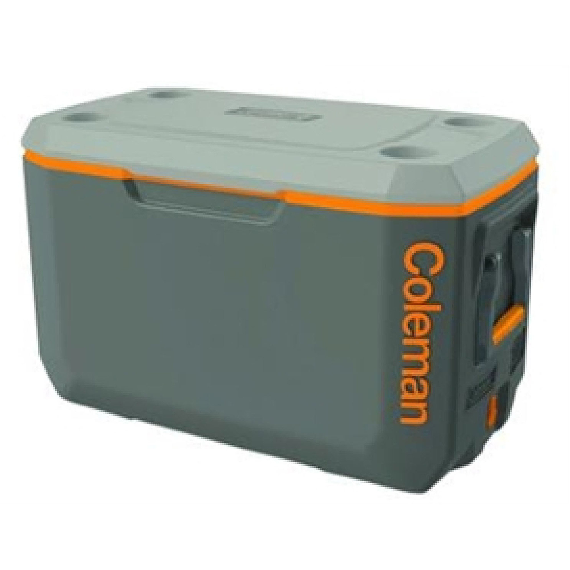 Coleman 70 Qrt Xtreme Dark Gry Orng Lt Gry Cooler by COLEMAN