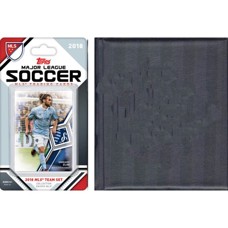 Kansas City Costume Stores (MLS Sporting Kansas City Licensed 2018 Topps Team Set and Storage)